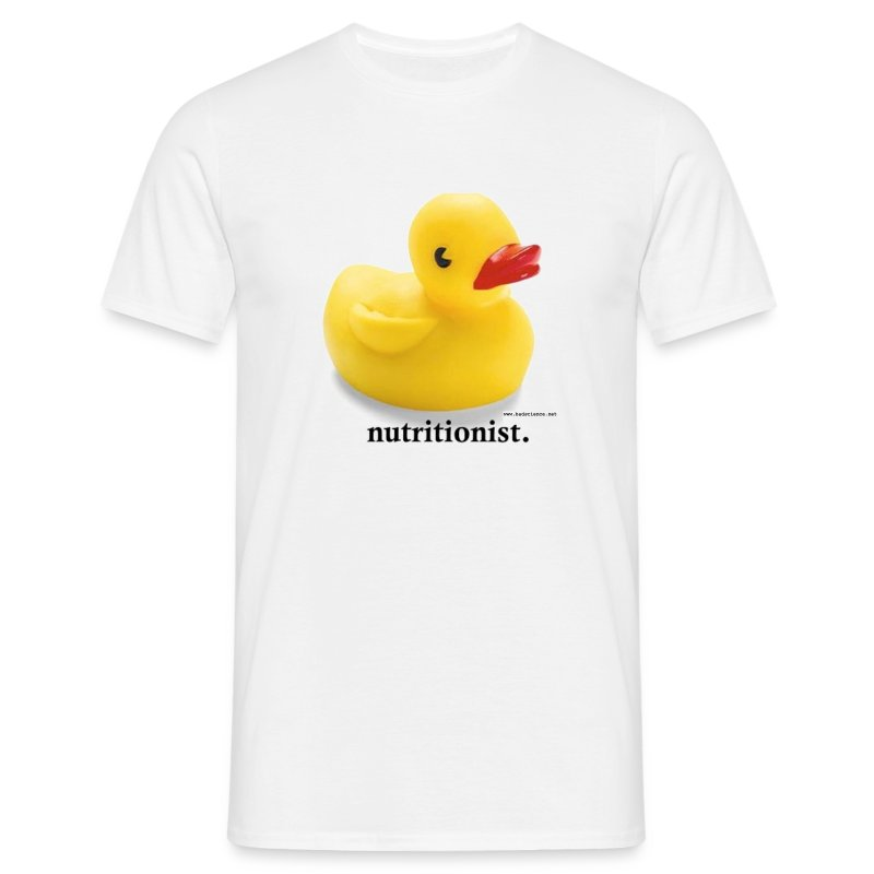 Sophisticated Visual Gag - Men's T-Shirt