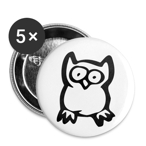 OWLY - Buttons small 25 mm