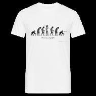 T-Shirts ~ Men's T-Shirt ~ Homo-eopath T-Shirt by Twm Davies