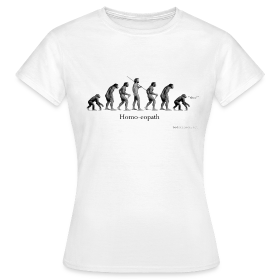 Homo-eopath T-Shirt by Twm Davies ~ 1409