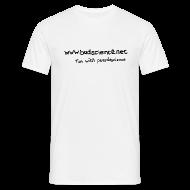 T-Shirts ~ Men's T-Shirt ~ Badscience Forum T-Shirt