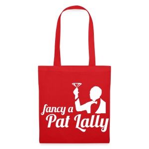 Fancy a Pat Lally - Tote Bag