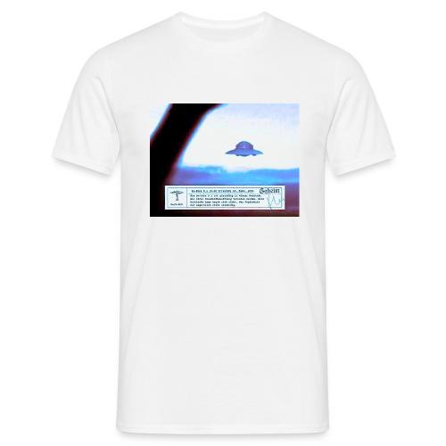Serie UFO Do-Stra Haunebu I - Männer T-Shirt