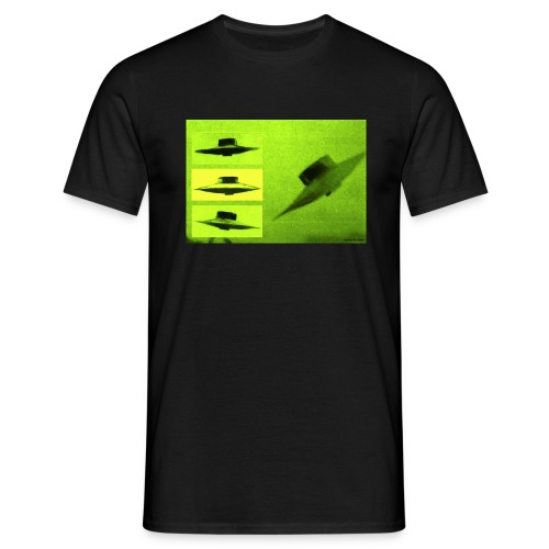 Serie UFO RFZ Vril green - Männer T-Shirt