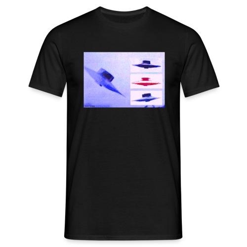 Serie UFO RFZ Vril blue - Männer T-Shirt