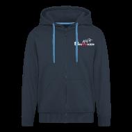 Hoodies & Sweatshirts ~ Men's Premium Hooded Jacket ~ snooker 147