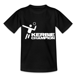 Kerbie - Teenage T-shirt