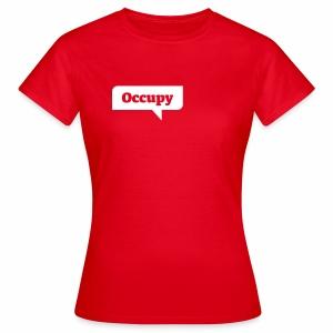 Occupy - Frauen T-Shirt