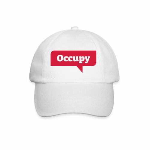 Occupy - Baseballkappe