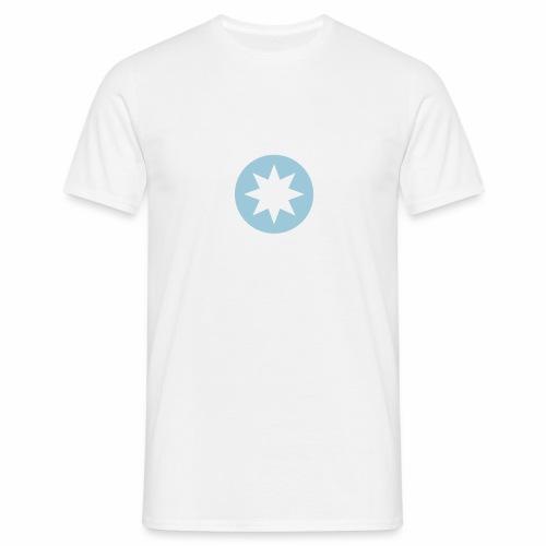 Kompass / Stern - Männer T-Shirt