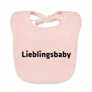 Lieblingsbaby - Baby Bio-Lätzchen