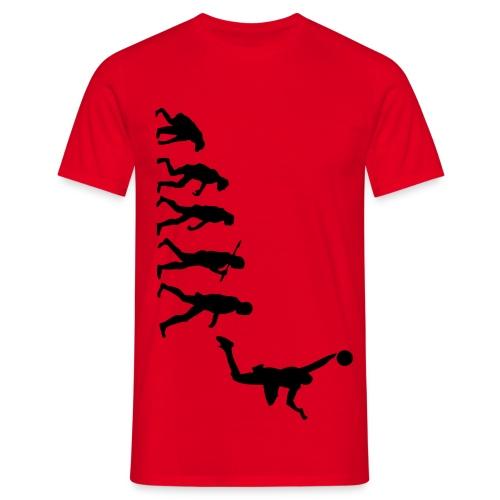 Camiseta EVOLUTION BASKET - Calidad EXTRA - 190gramos - 100% algodon  - Camiseta hombre