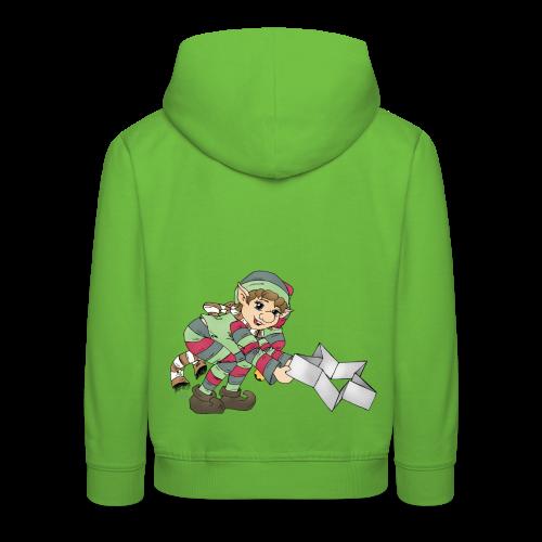 KinderShirt Weihnachtswichtel - Kinder Premium Hoodie