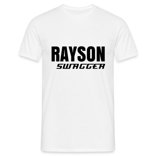 Rayson Swagger - White Tee - Mannen T-shirt