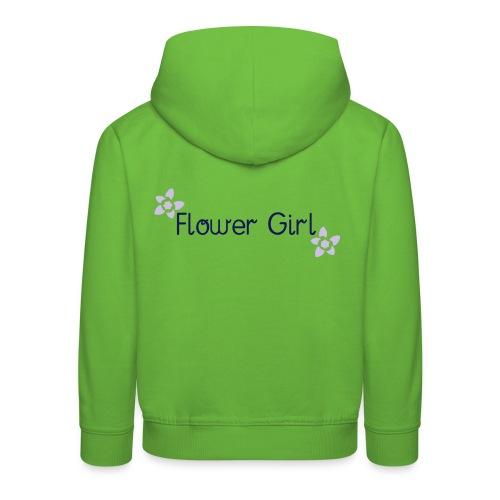 Flower girl hoodie - Kids' Premium Hoodie