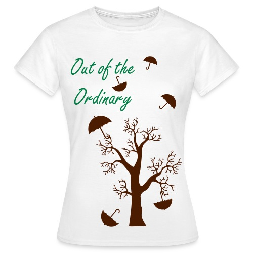 Umbrella Tree - Women's T-Shirt