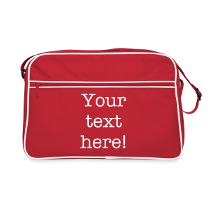 Personalized Retro Bag - Retro Bag