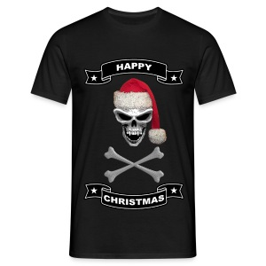 Happy Christmas - Mannen T-shirt