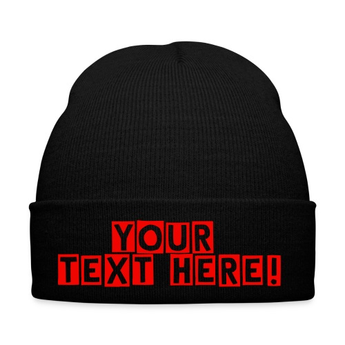 Personalized Winter Hat - Winter Hat