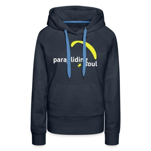 paragliding soul - Frauen Premium Hoodie