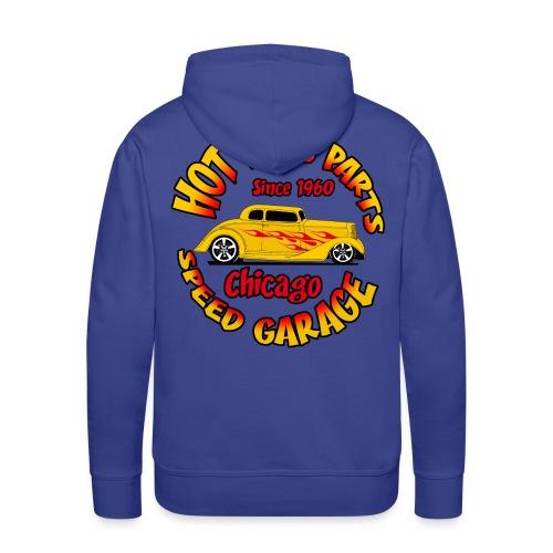 sweatshirt hot rods parts - Men's Premium Hoodie