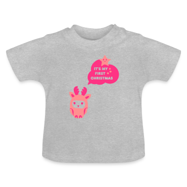 first christmas Baby T-Shirts