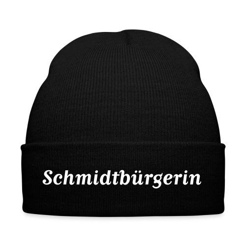 Schmidtbürgerinmütze - Wintermütze