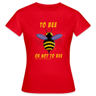 Tee shirts ~ Tee shirt Femme ~ To bee femme rouge