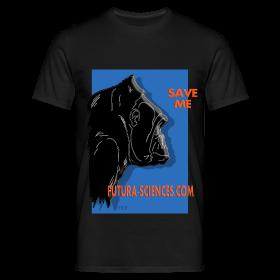 Save Gorille homme noir ~ 4