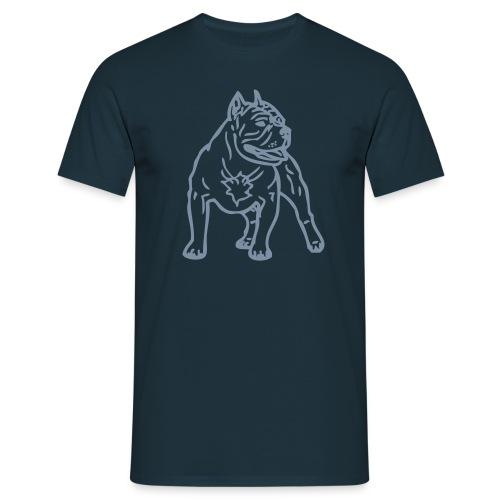 Camiseta PITBULL - Calidad EXTRA - 190 gramos  - Camiseta hombre
