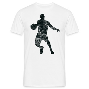 Basketball Retro - Männer T-Shirt