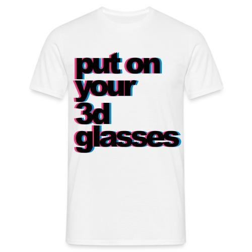 T-shirt 14 - T-skjorte for menn