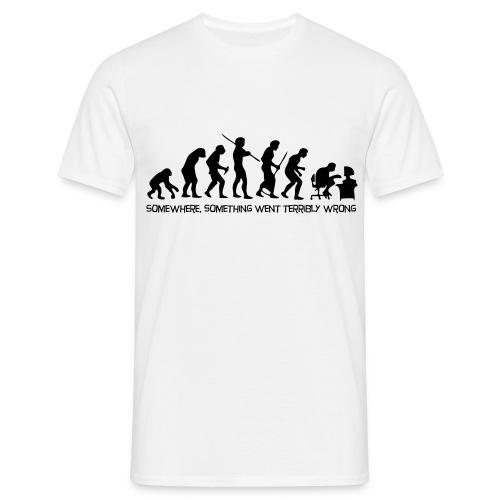 T-shirt 3 - T-skjorte for menn