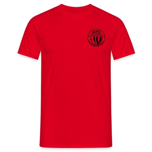 Herren/ MTV Handball Fan T-Shirt - Männer T-Shirt