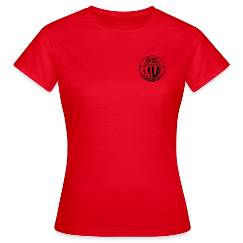 Lady´s/ MTV Handball Fan T-Shirt - Frauen T-Shirt
