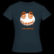 Tee shirts ~ Tee shirt Femme ~ Geek femme  noir