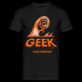 Geekwave homme noir-orange ~ 4