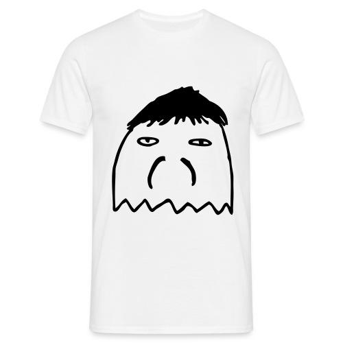 Chinees-ghost - Männer T-Shirt