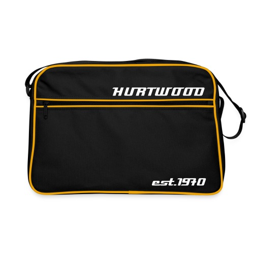 HURTWOOD RETRO BAG est1970 - Retro Bag