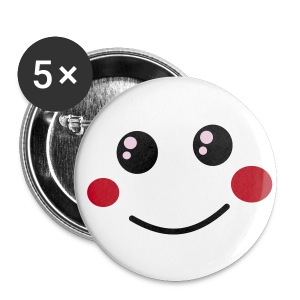 Smiley Buttons - Buttons small 25 mm