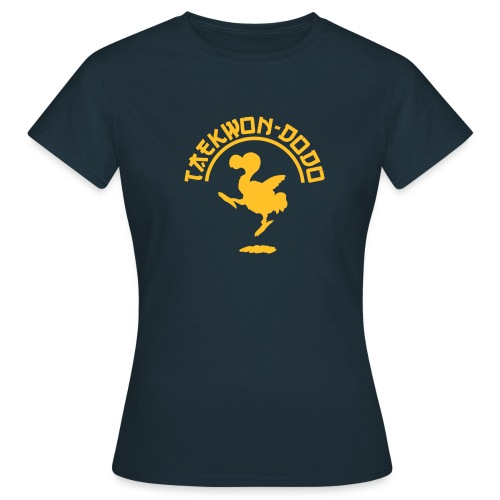 TaeKwonDoDo Tee - Ladies - Women's T-Shirt