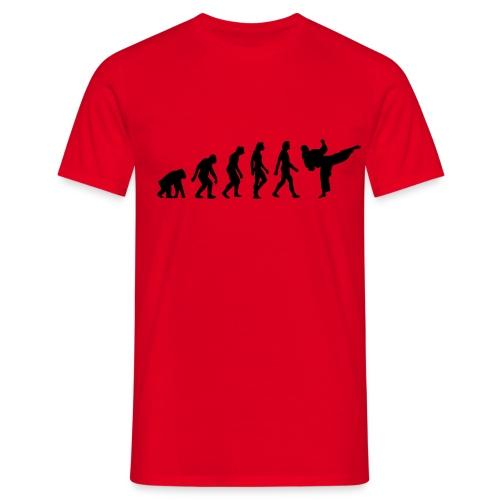 Evolution Karate Tee - Mens - Men's T-Shirt