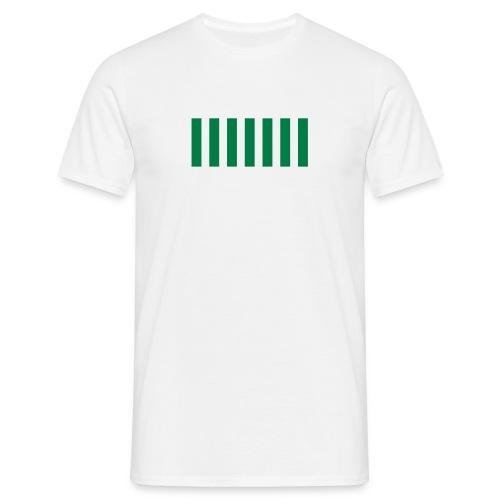 Camiseta Trece Barras para Hombre - Camiseta hombre