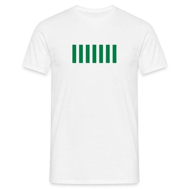"""Camiseta """"Trece Barras"""" para Hombre"""