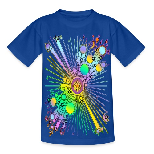 NEW UNIVERSE | Kindershirt - Teenager T-Shirt