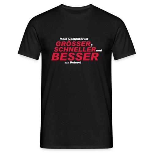 Geek Shirt 7 - Männer T-Shirt