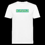 T-Shirts ~ Männer Bio-T-Shirt ~ KAVAJ Logo-Shirt