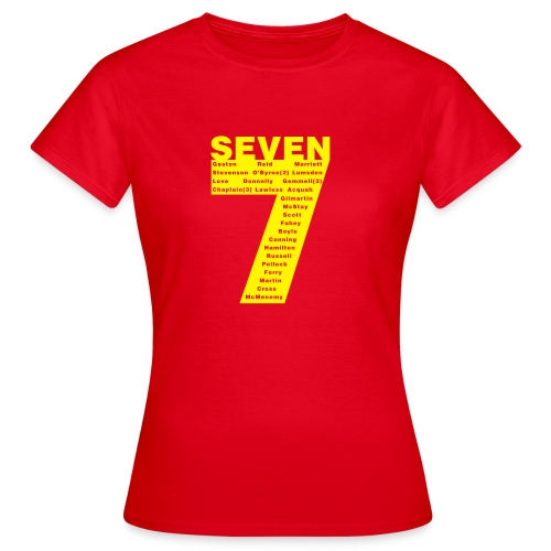 SEVEN - Girls - Women's T-Shirt