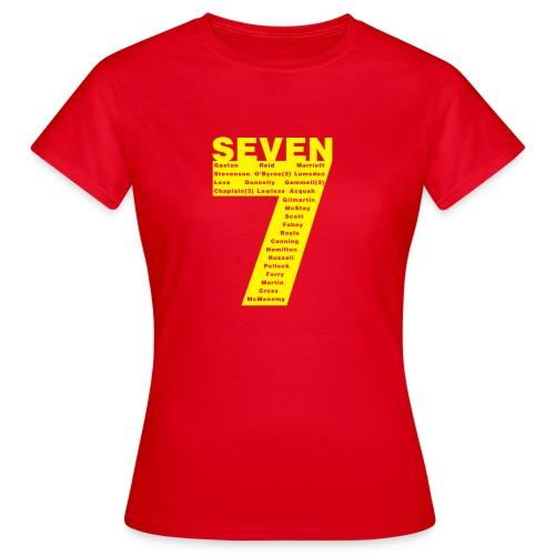 SEVEN - Girls - Women's T-Shirt