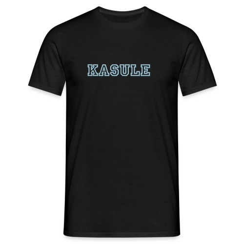 kasule - blue - Men's T-Shirt